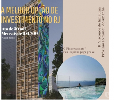 Fotos para Apto Quarto e Sala - FLAT -R. Visconde de Inhaúma -Centro RJ