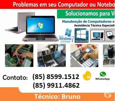 Fotos para Técnico de Informática em Domicílio em Fortaleza