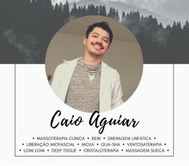 Fotos para Caio Aguiar - massoterapia e terapias holísticas