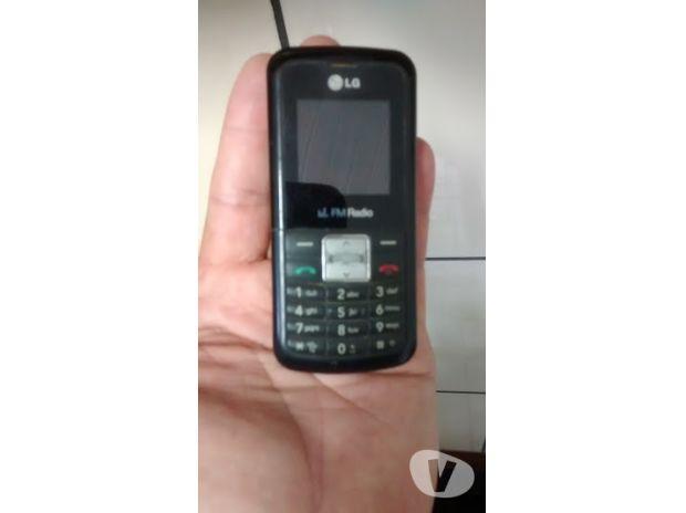 Celular Usado Criciuma SC - Fotos para Celular LG KP106B Com Rádio,Sem Carregador,Com Defeito!