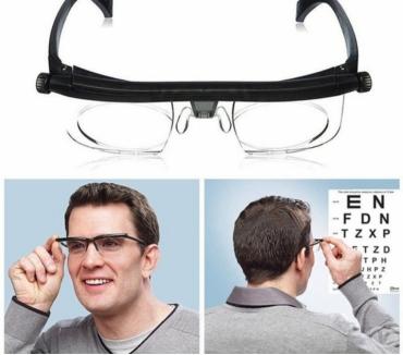 Fotos para Óculos de Grau regulável - Ajuste de Graus manual Miopia