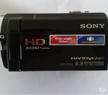 Fotos para FILMADORA SONY XR 260 VE FULL HD