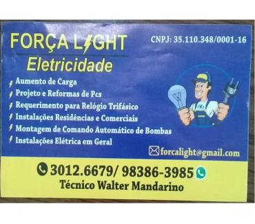 Fotos para ELETRICISTA CATETE TEL 3012-6679 ZAP 98386-3985