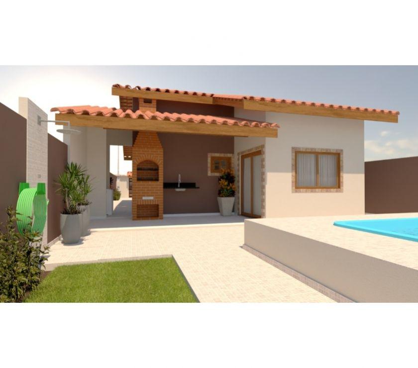 Apartamentos a venda Itanhaem SP - Fotos para Imovel para financiar em Itanhaém, casa linda na praia.
