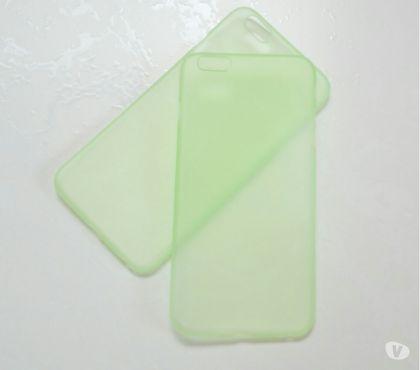 Fotos para Capa Case em SiliconeTPU Verde Iphone 6 Plus (5.5)