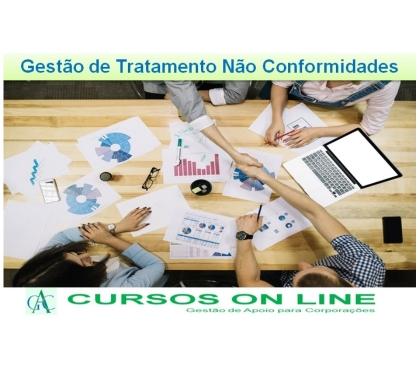 Fotos para Curso Tratamento de Não Conformidades - GAC Cursos Online