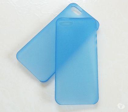 Fotos para Capa Case em SiliconeTPU azul Iphone 5 5s