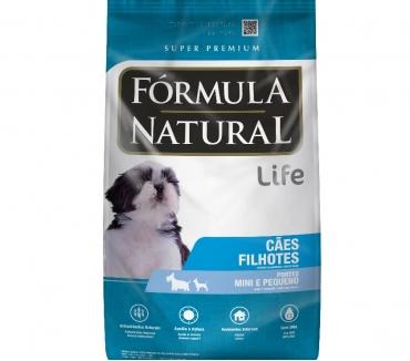 Fotos para Fórmula Natural Super Premium Cães Filhotes Portes Mini Peq.