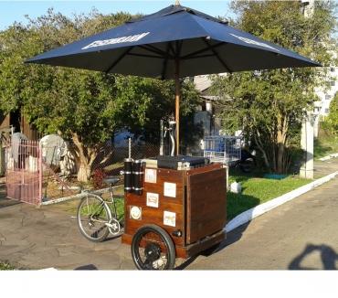 Fotos para Food Bike Beer Triciclo novo Completo com torre de chopp