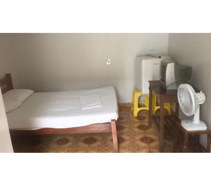 Alugar apartamentos Caldas Novas GO - Fotos para Aluga-se Kitnet Pousada Serra Dourada Centro Caldas Novas GO