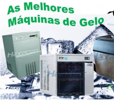 Fotos para FABRICAMOS AS MELHORES MÁQUINAS DE GELO