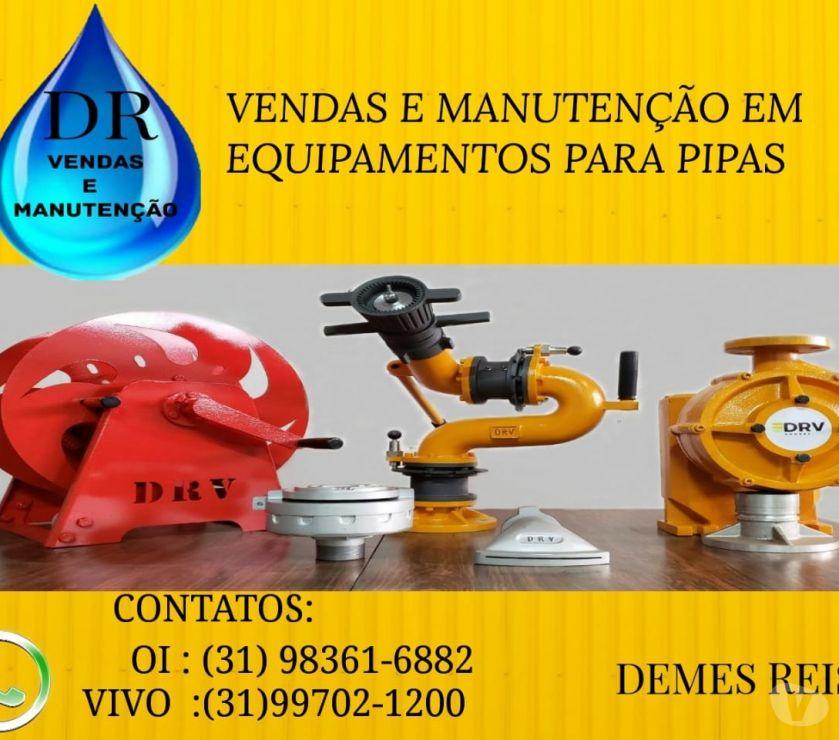 Reparo - Conserto - Reforma Belo Horizonte MG Outros Bairros Belo Horizonte MG - Fotos para Representante DRV Equipamentos e Montagem Caminhão Pipa