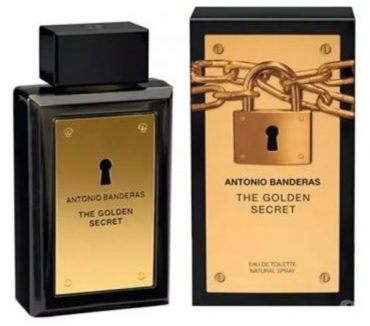 Fotos para The Golden Secret Antonio Banderas - Perfume Masculino - Eau