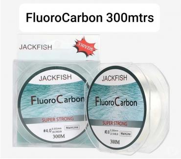 Fotos para Linha de Pesca Fluorocarbono 300mtrs (Linha de 0.460mm)14.3k