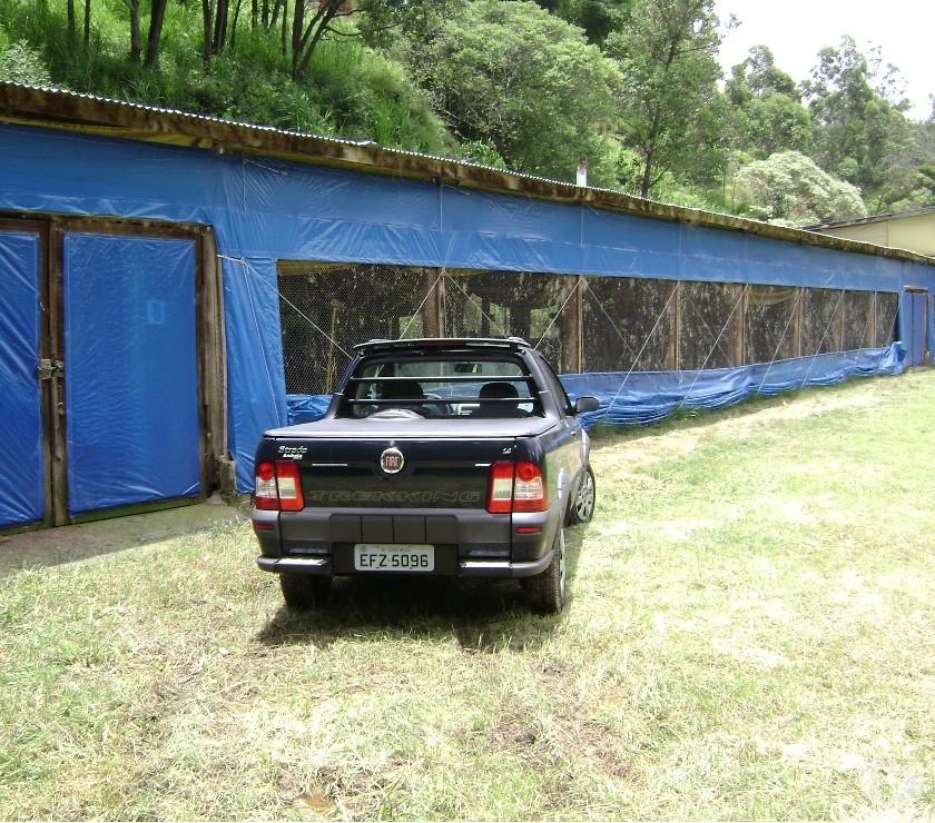 Fotos para Sitio em Serra Negra Monte Alegre, aviário desativado