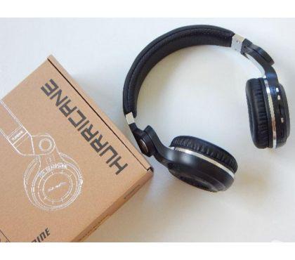 Fotos para Fone DJ Bluedio HT Turbine T2 Bluetooth 4.1 Stereo FM Micro