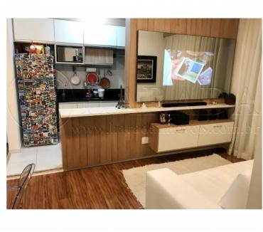 Fotos para HA461-Excelente apto decorado 55 m2,2 dm c vaga no Brás