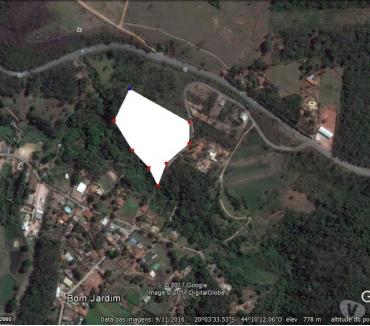 Fotos para Terreno com área de 23.636 m2 em Mário Campos - MG