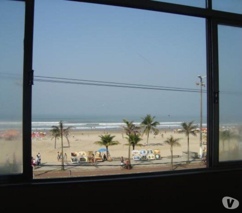 Aluguel temporada Praia Grande SP - Fotos para Praia grande FRENTE MAR BOQUEIRÃO PROMOÇÃO
