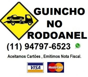 Fotos para Guincho no Rodoanel 24 Horas - Guinchos Rodoanel Mário Covas