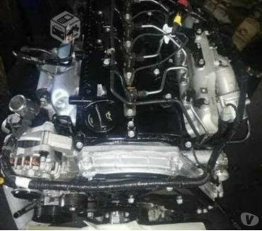 Fotos de Motor modelos Hyundai new H1