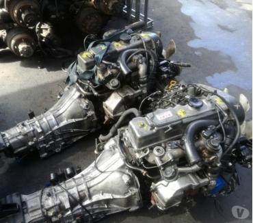 Fotos de Motor Hyundai H100 D4BF