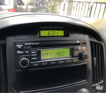 Fotos de Radio para New Hyundai H1TK Modelo: kmp380ch