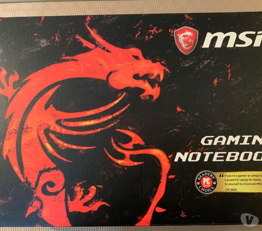 Notebooks - Computadoras Tamarugal Pica - Fotos de MSI Gaming Laptop GE62 Pro
