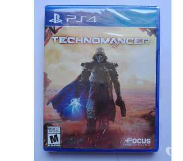 Fotos de OFERTA THE TECHNOMANCER PS4 NUEVO SELLADO