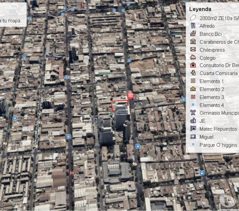 Fotos de Espectacular terreno de 2000 m2 en San Diego-Santiago