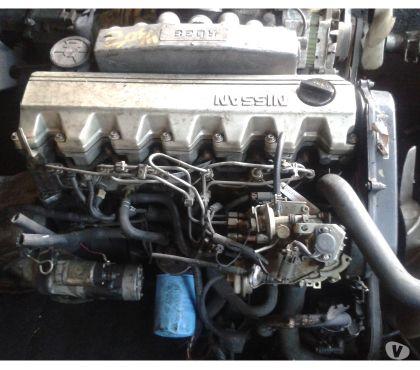 Fotos de Motores diesel Nissan, Importados