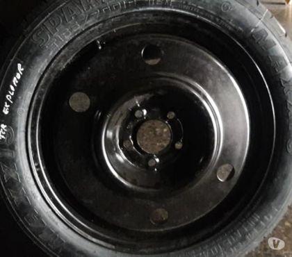 Fotos de Neumático con llanta compacto Ford Explorer T-165-70-18