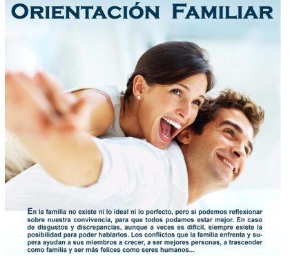 Fotos de ORIENTACIÓN FAMILIAR (Individual y Colectiva)