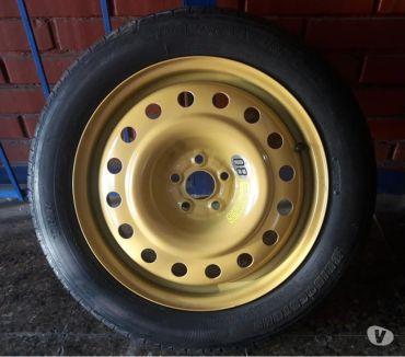 Fotos de LLanta con neumático repuesto subaru forester