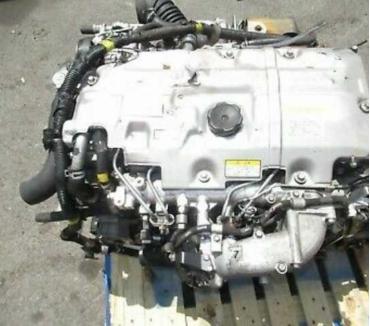 Fotos de Motor Mitsubishi fuso