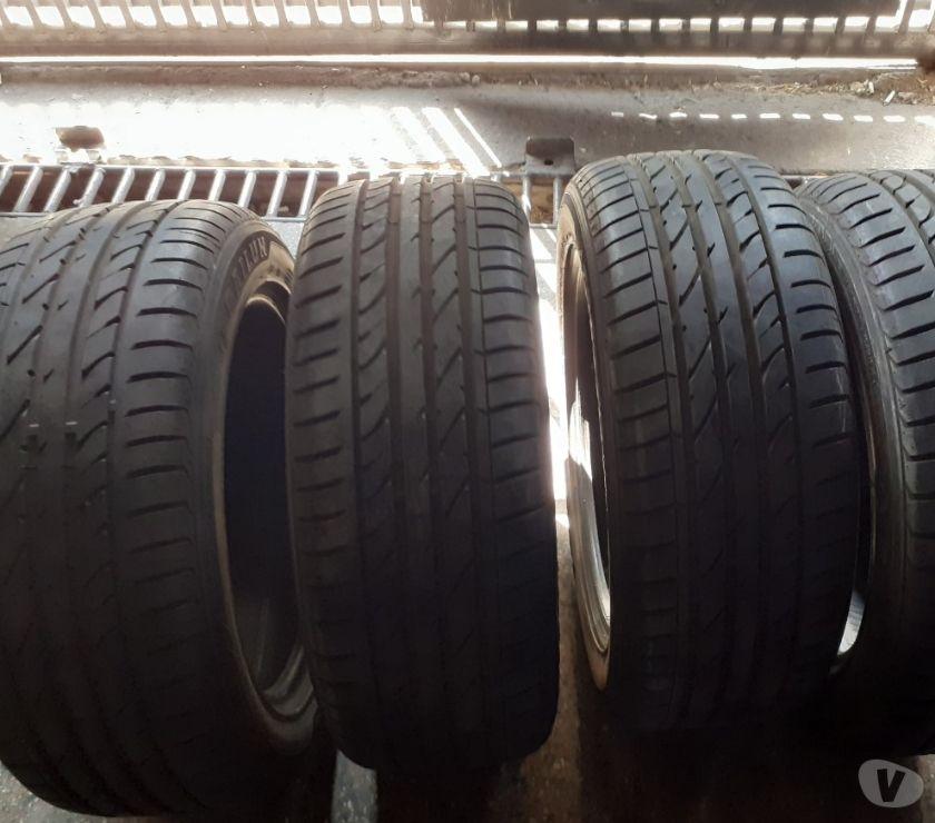 Accesorios para Autos Santiago Santiago - Fotos de 4 Neumáticos Sailun como nuevos 215-55-ZR-17
