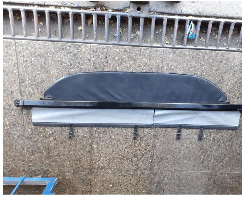 Accesorios para Autos Santiago Santiago - Fotos de Cubre maleta Toyota Rav 4 y la malla protectora.