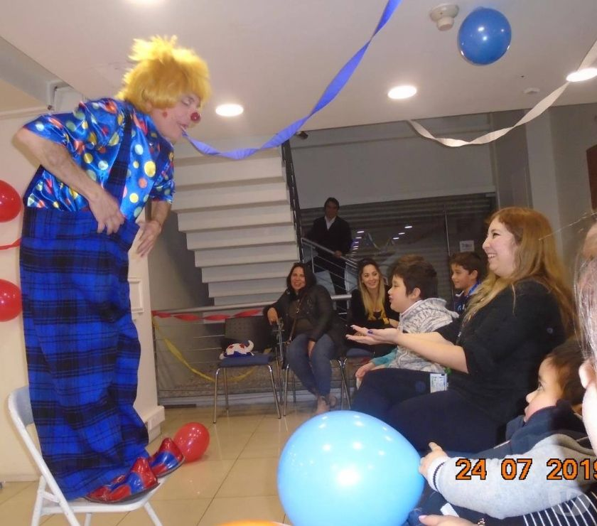 IOrganizador de Eventos Santiago La Florida - Fotos de Animaciones Infantiles Payaso Cascabel - Cumpleaños