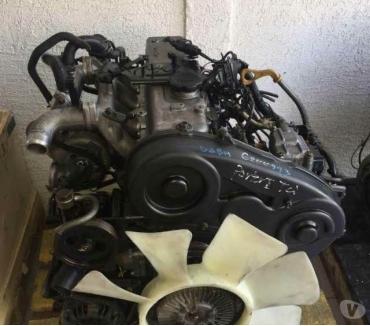 Fotos de Motor modelos Hyundai H100 Kia frontier D4BH