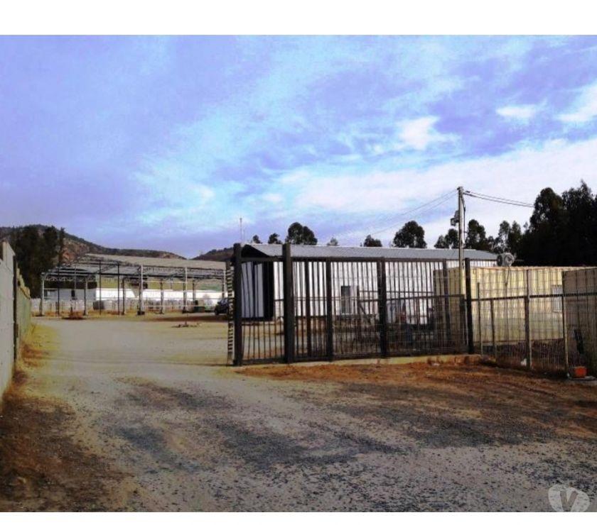 Arriendo bodegas Valparaíso Villa Alemana - Fotos de Arriendo Galpon 550 m2 Terreno 3.000 m2 Villa Alemana
