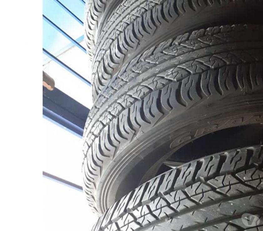 Accesorios para Autos Santiago Santiago - Fotos de 4 neumáticos Dunlop AT-20 Grandtreek 245-70-R16