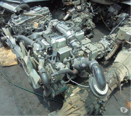 Fotos de Motores diesel Nissan, Importados de Japón