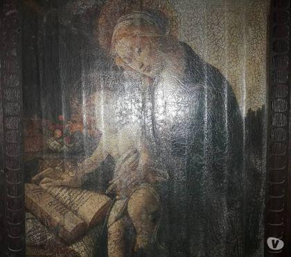 Fotos de Cuadro Exclusivo Madonna Col Preghio. ( 14441510 )