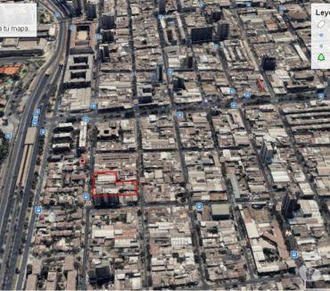 Fotos de Espectacular paño de 2.500 m2 en calle San Ignacio-Santiago