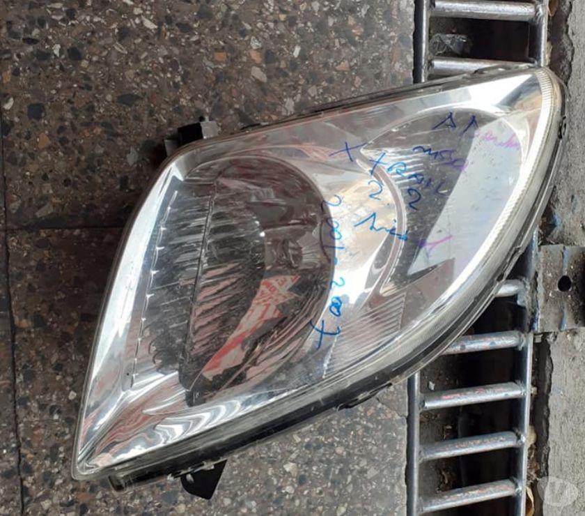 Accesorios para Autos Santiago Santiago - Fotos de Foco delantero derecho Nissan X trail