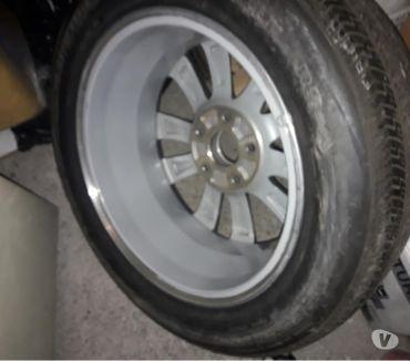 Fotos de 2 LLantas Magnesio y neumático para Honda Civic aros 15 y16