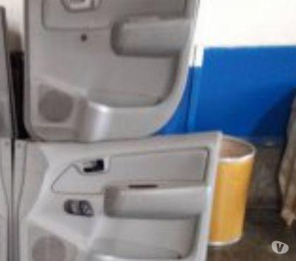 Fotos de 4 tapices puertas interiores sus botoneras completos hi lux