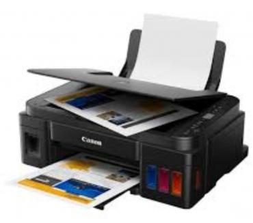 Fotos de tecnicos en impresoras y maquinas de coser