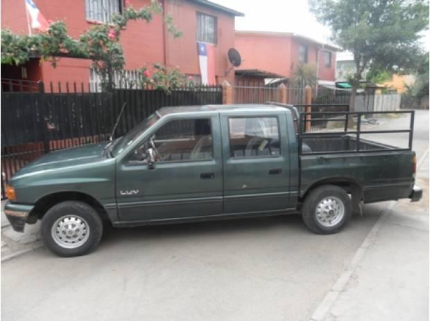 camioneta luv diesel 2500 modelo 2005: