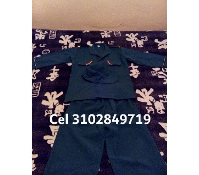 Fotos de Disfraz de militar talla 10.